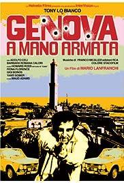 Genova a mano armata Poster