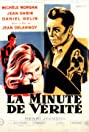 The Moment of Truth (1952) Poster