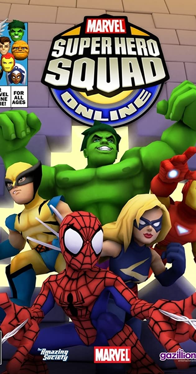 Marvel Super Hero Squad THOR First Release in Classic Comic Costume