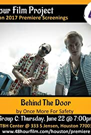 Behind the Door Poster