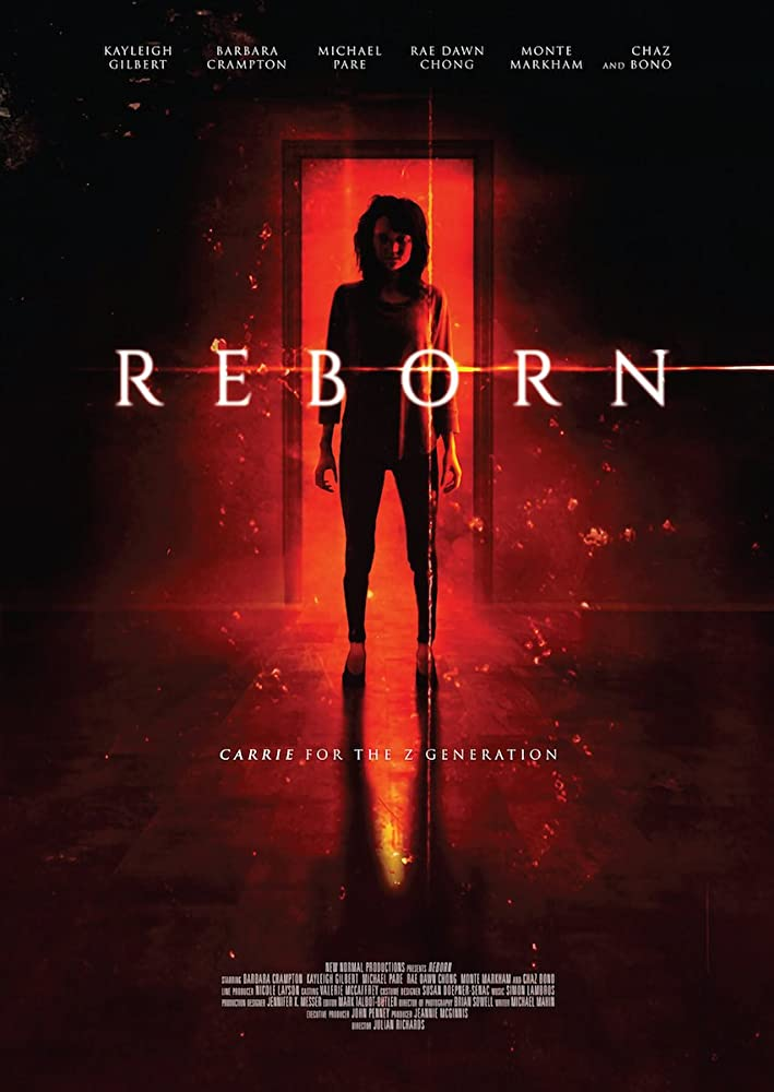 Reborn 2018 English Full Movie HDRip 250MB Download