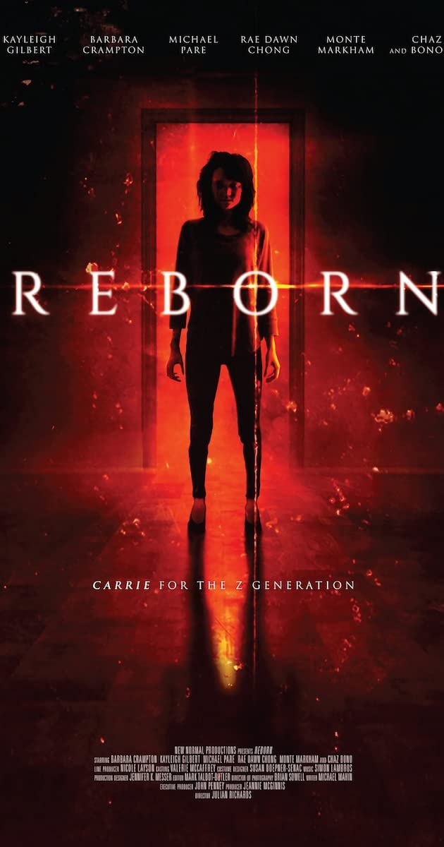 Download Reborn (2018) Hindi Dubbed Full Movie 480p | 720p