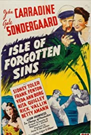 Isle of Forgotten Sins Poster