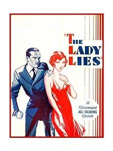 The Lady Lies Ernst Lubitsch