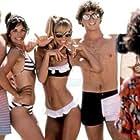 Eric Stoltz, Corinne Bohrer, Lucinda Dooling, Terry Kiser, and Jeffrey Rogers in Surf II (1983)