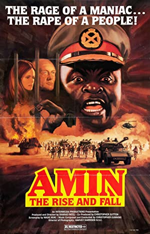 Thriller Amin: The Rise and Fall Movie