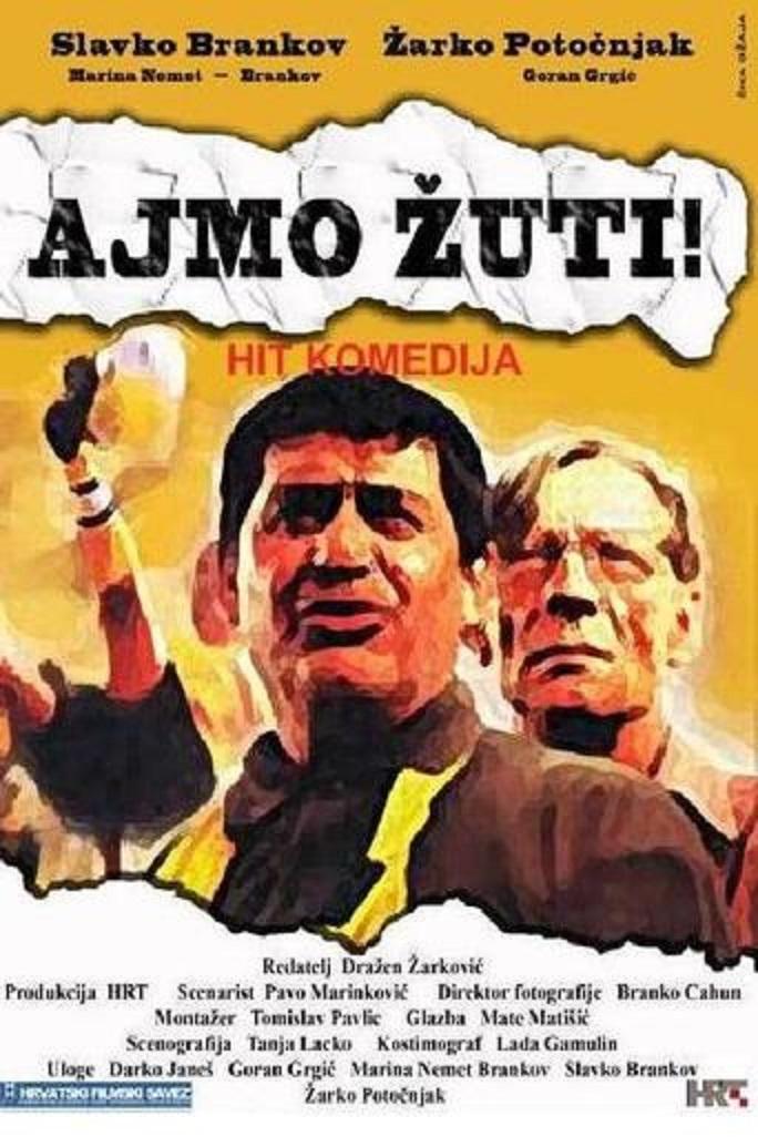 Ajmo zuti (2001)