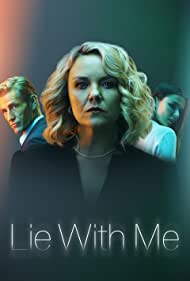 Charlie Brooks, Brett Tucker, and Phoebe Roberts in With Intent (2021)