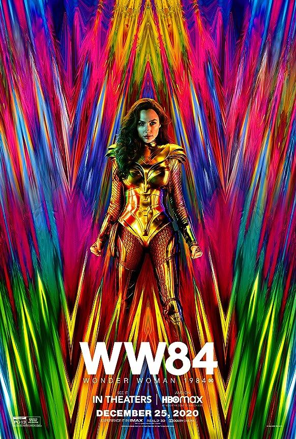 Wonder Woman 1984 (2021) Multi Audio BluRay [Hin – Tam – Tel – Eng] Dolby Sorround x264 AAC Esub