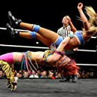Tenille Dashwood and Kanako Urai in NXT TakeOver: London (2015)