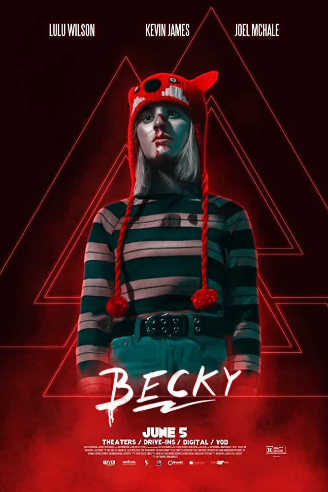 Becky | 2020 | English | 1080p | 720p | WebRip