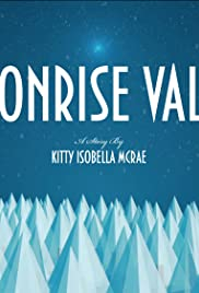 Moonrise Valley Poster