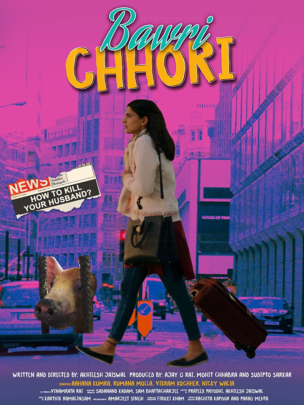 Bawri Chhori 2021 Hindi 720p HDRip 600MB Download