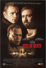 Kiss of Death (1995) Poster - Movie Forum, Cast, Reviews
