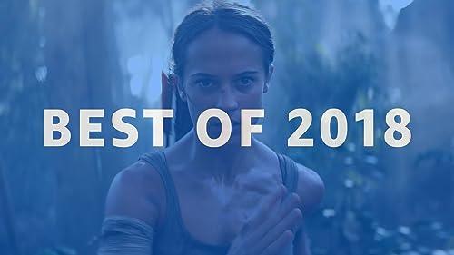 Alicia Vikander  | Top Stars of 2018 | Supercut