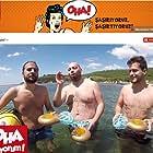 Firat Sobutay, Alper Rende, and Melih Abuaf in OHA Diyorum (2017)