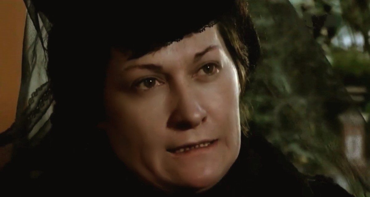 Marisa Grieben in La rosales (1984)