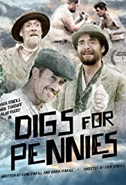 Digs for Pennies Poster