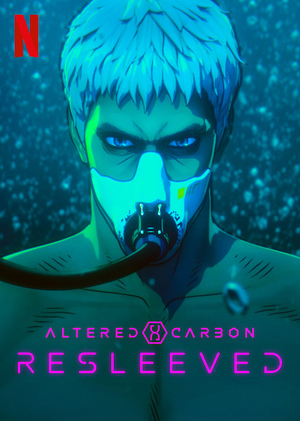 Altered Carbon: Resleeved 2020 720p WEB-DL Dual Audio In Hindi English