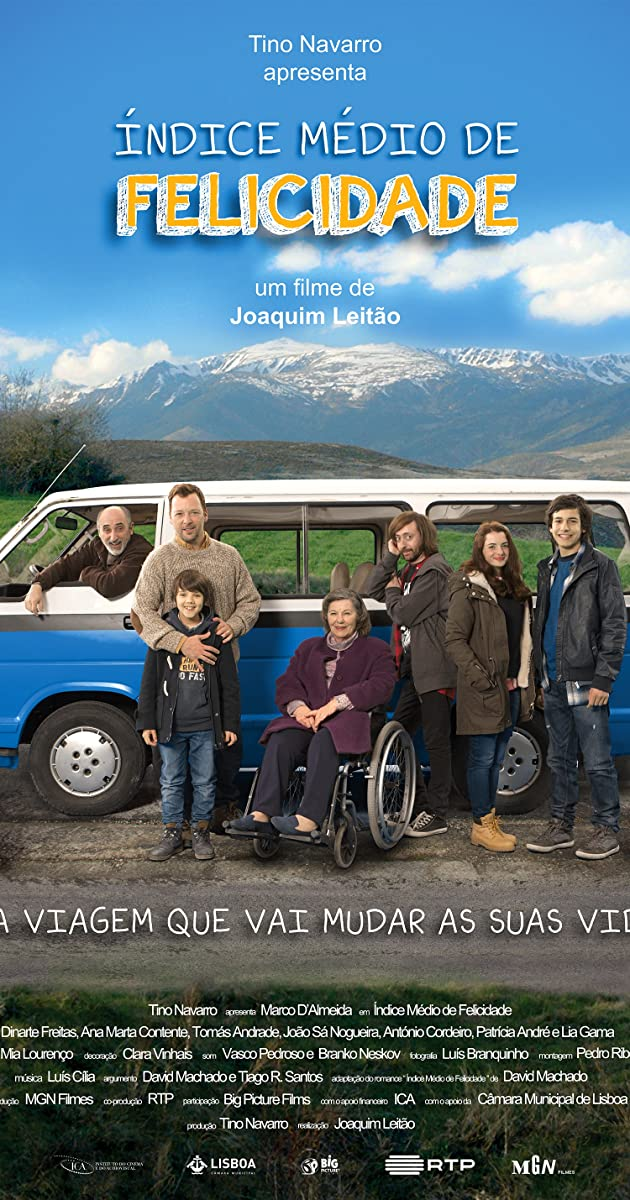 Índice Médio de Felicidade (2017) - IMDb
