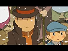 Professor Layton Vs Phoenix Wright (VG)