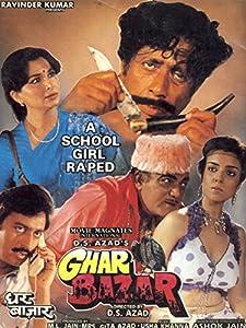 Må se på nye engelske filmer Ghar Bazar (1998) [2K] [2k] [BluRay] by D.S. Azad