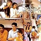 Shah Rukh Khan and Daya Shankar Pandey in Swades: We, the People (2004)