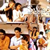 Shah Rukh Khan and Daya Shankar Pandey in Swades (2004)