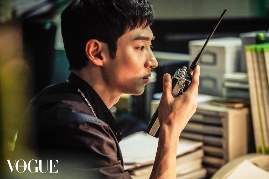 Lee Jehoon in Sigeuneol (2016)