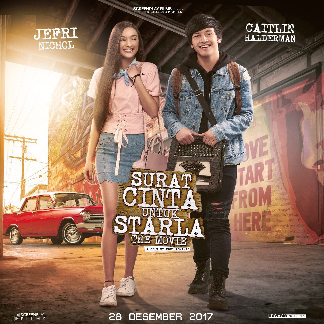 Surat Cinta Untuk Starla The Movie 2017 Imdb