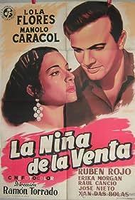Manolo Caracol and Lola Flores in La niña de la venta (1951)