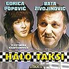 Gorica Popovic and Velimir 'Bata' Zivojinovic in Halo taxi (1983)
