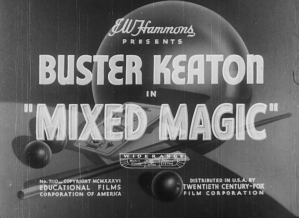 Mixed Magic (1936)