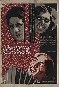 Best website to watch new movies Katerina Izmailova by Roman Balayan [360x640]