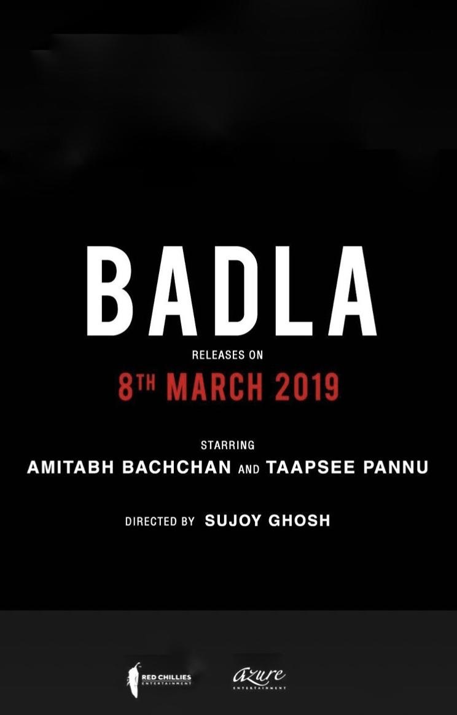 Badla (2019) - Photo Gallery - IMDb