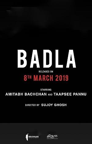 Badla (2018)