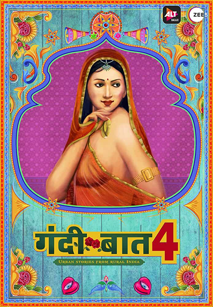 [18+]Gandii Baat (2020) Hindi Season 4 Complete 72OP HD-Rip Download
