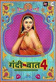 Gandii Baat Poster