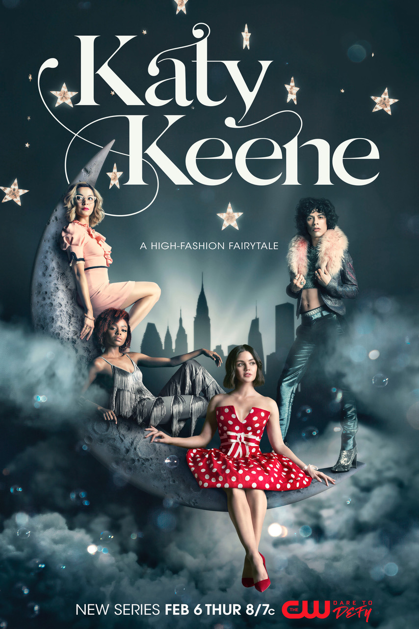 KEITĖ KYN (1 sezonas) / KATY KEENE