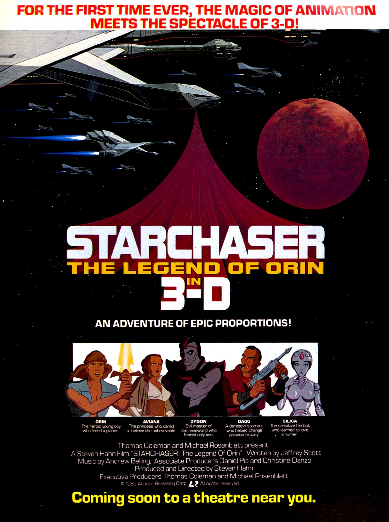 Starchaser: The Legend of Orin (1985) - Photo Gallery - IMDb