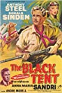 The Black Tent (1956) Poster