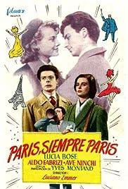 Parigi è sempre Parigi Poster