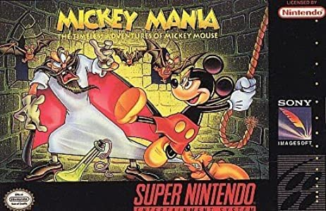 Play downloaded movies Mickey Mania: The Timeless Adventures of Mickey Mouse by Shigeru Miyamoto [1920x1280]