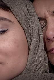 Emily Rose Debinie and Christina Wren in A Bridge Appears (2020)