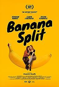 Liana Liberato and Hannah Marks in Banana Split (2018)