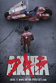 The Akira Project Poster