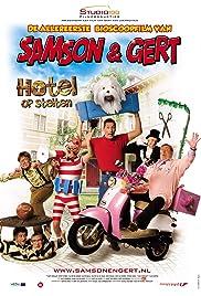 Hotel op stelten Poster