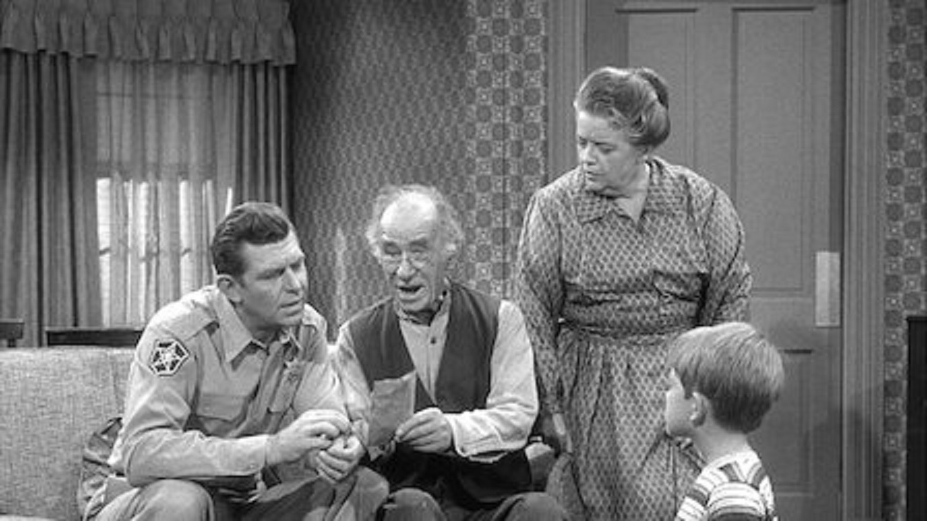 """The Andy Griffith Show"""" Mayberry Goes Bankrupt (TV Episode 1961) - IMDb"""