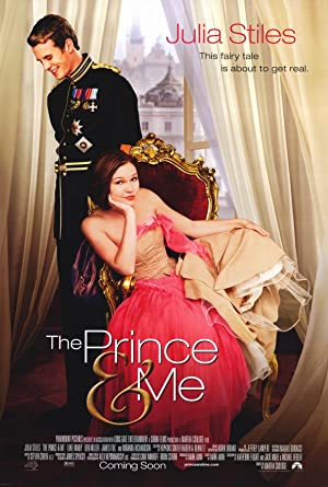 The Prince and Me Poster Image