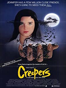 Watch free action movies 2016 Creepers Aka Phenomenon (1985) by none [BRRip]